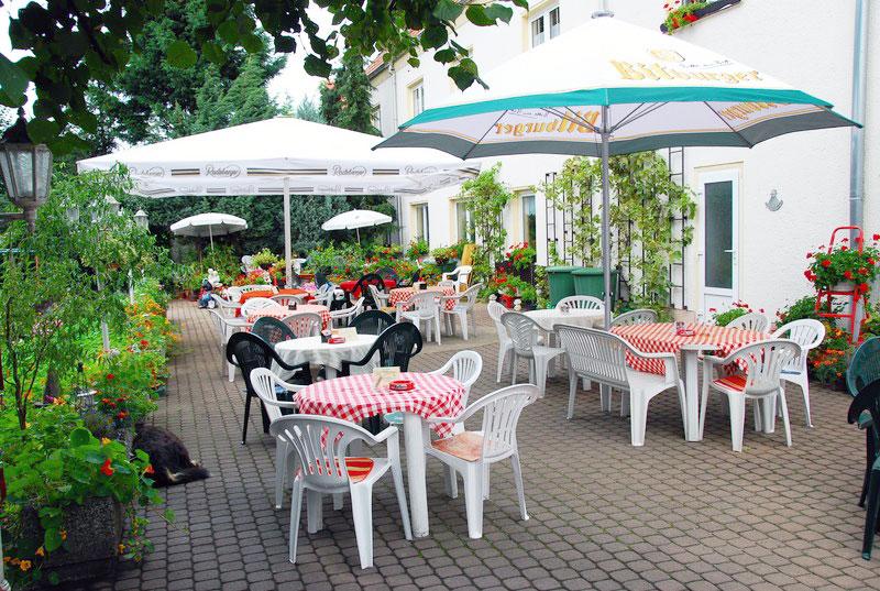 Hotel und Parkschänke Zabeltitz